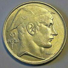20 Francs 20 Frank Mercure Baudouin Charles 1948 ==> 1954 FR NL Belgique Belgïe