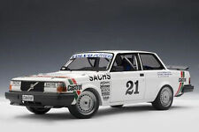 1/18 AUTOart VOLVO 240 TURBO DTM WINNER WUNSTORF 1985 STURESON #21