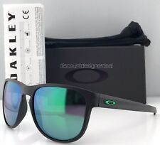 fabf2e91e41e7a Oakley Sliver R Sunglasses OO9342-05 Matte Black Jade Iridium Mirrored  Brand New