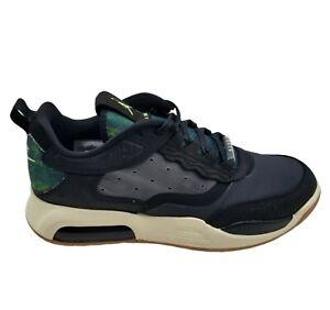 Nike Mens Jordan Max 200 BBS DC2134001 Lace Up Black Green Sneaker Shoes Sz 10.5