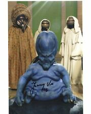 Doctor Who Autograph: JIMMY VEE (The End of the World) Signed Photo