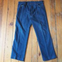 Vintage Mens Denim Jeans 1970's 36x30