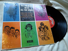 All the Hits with All the Stars LP V/A Rocker The Tymes Bobby Rydell Chubby