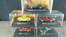 Schuco Karmann Ghia Coupe Jaguar XK 120  E-Type 1961 1:87 Sch36-40