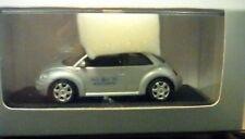RARE MINICHAMPS VW BEETLE 50 YEAR NUREMBURG TOY FAIR 1999 PROMO 1:43 NEW BOXED