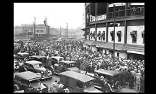 1935 Cubs Wrigley Field PHOTO World Series Detroit Tigers Vs Chicago Cubs Team