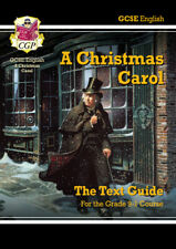 GCSE English: A Christmas carol by Charles Dickens: the text guide by David