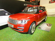 Welly We0203 Range Rover IV Serie 2013 Brillant Metallic Red GT Series 1 18