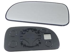 For 2002-2009 TRAILBLAZER ENVOY RAINIER Mirror Glass Non-Heated Left Driver Side