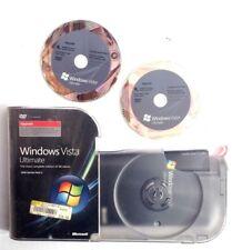 Windows Vista Ultimate with SP1 Upgrade [OLD VERSION]