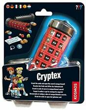 Thames and Kosmos Cryptex, Crack The Code - Keep your detective clues safe!