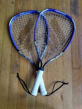 New listing Ektelon Air O Smash 950 Racquetball Racquet Racket- Set of 2