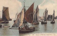 BATEAU MER 544 LL barques de pêche voilier