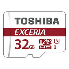 Toshiba Camera Memory Cards for GoPro