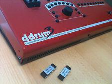 ddrum3 Software 2.08 Firmware update Eprom Chip