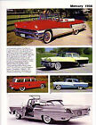 1956 Mercury Convertible Article - Must See