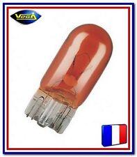 1 Ampoule Vega® Clignotant WY5W W5W Orange inaltérable teinté masse 12396 12V