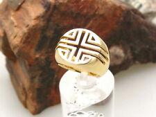JETTE JOOP Exklusiver Designer RING | 750er Gold | SIEGELRING