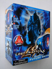 LOST IN SPACE FUTURE DR SMITH, MIB UNPRICED W/SEALED COVER PANEL TRENDMASTERS