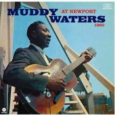 Waters- MuddyAt Newport 1960 (New Vinyl)