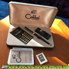 Colibri Pen, lighter and calculator set  BNIB