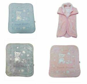 Boys Girls Baby Sac Blanket Soft Multi Purpose Blanket Baby Shower Newborn Gifts