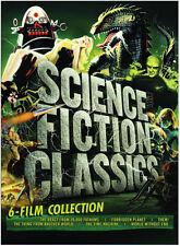 SCIENCE FICTION CLASSICS COLLECTION - DVD - Region 1