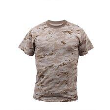 DESERT DIGITAL Camo T-Shirt MARPAT Camouflage US Marine Corps USMC SWAT S-4X