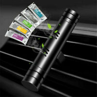 Auto Car Air Conditioning Vent Outlet Freshener Solid Perfume Clip Diffuser Gift