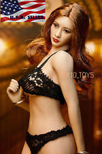 Phicen 1/6 Super-Flexible Seamless Body S09C Asian Sexy Beauty Doll Full Set