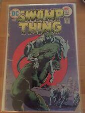 Swamp Thing DC Comics! 4 Comic Lot! Rare! Swamp Thing #17!