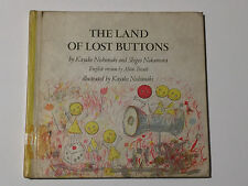 1970 - The Land Of Lost Buttons By Kayako Nishmaki - Parents Magazine Press