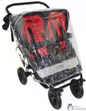 Pare-soleil et capotes transparents pour poussette et système combiné de promenade pour bébé Maclaren