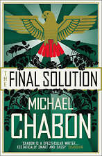 The Final Solution by Michael Chabon (Paperback, 2005),New, Free shipping
