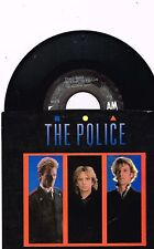 """The Police  Don't Stand So Close to Me 86   Single W/P  7""""   45 RPM"""