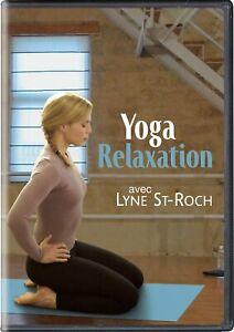 Yoga Relaxation avec Lyne St-Roch (Version française)