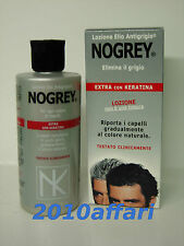 ELIO NOGREY LOZIONE EXTRA CON KERATINA ANTIGRIGIO 200 ml