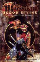 Magdalena Blood Divine GN Marcia Chen Joe Benitez Witchblade Top Cow OOP NM