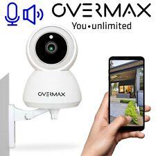 WIFI IP Kamera OVERMAX Überwachungskamera Webcam Wlan Funk Innen IR Nachtsicht