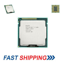 Intel Core I7-2600 4 Cores Socket LGA1155 5GT/S 8MB CPU Used/Second Handed T2D5