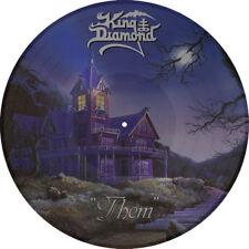 King Diamond – Them LP Pic Disc  Vinyl New Re (2018) Metal Mercyful Fate