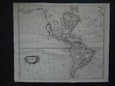 1703 Peter Heylyn Atlas  AMERICAS map - AMERICA - CALIFORNIA ISLAND