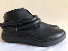 NWOB TRIPPEN 'Dew f' Leather  Shoes | EU 39/US 8-9 | Black