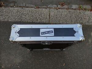 "2u Kamkase 19"" Rack Equipment Flight Case Hardcase"