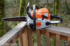 Piltz Conversion Ms170 Stihl 12 inch Carving Saw Chainsaw 1/4 Pitch Timber Frame