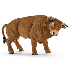 Schleich 13816 Brown Rodeo Bull for Bull Riding Model Toy Figurine - NIP