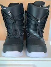 Burton Transfer-R Mens black snowboard boots size 11