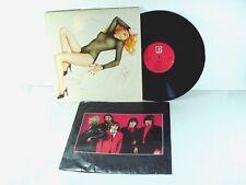 "THE CARS - ""CANDY-O""  LP Record  5E-507- ELEKTRA RECORDS - 1979 VARGAS COVER"