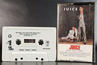 """Juice by Oran """"Juice"""" Jones (Cassette Tape, 1986, Def Jam/Columbia Records)"""