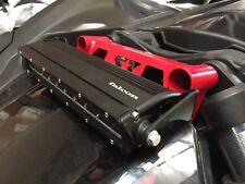 Can Am X3 Front Shock Light bar bracket  Black   LIGHTBAR LIGHT  MOUNT MOUNTS